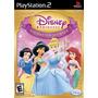 Jogo Disney Princess Enchanted Journey Para Ps2 A6663