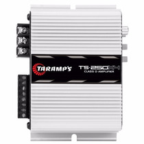 Modulo Amplificador Taramps Ts250x4 250w Rms 4 Canais