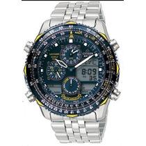 Relógio Citizen Promaster Navyhawk Jn0040-58l Blue Angels