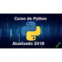 Curso De Python - Atualizado 2018