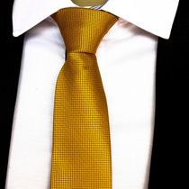 Gravata Dourada Padrinhos Casamentos Debutantes Formatura