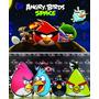 Kit Display Angry Birds 8 Peças + Painel 2x1,50 48hs