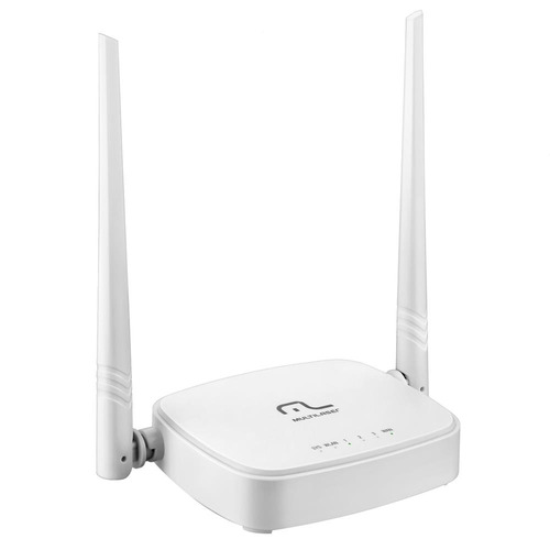 Roteador Wireless Re160 300mbps 2 Antenas 5dbi - Multilaser