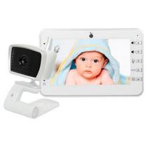 Babá Eletrônica Orange Câmera Wi-fi Tela 4.3 P/ Smartphone