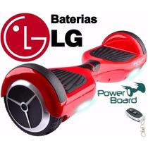 Skate Elétrico Smart Balance Wheel Duas Rodas Inteligente