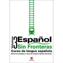 Livro Espanhol Sin Fronteras Vol 3 Editora: Scipione