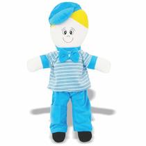 Pelúcia Boneco Dudu - Boneca De Pano - Soft Toys