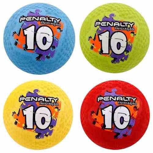 Bola Iniciação De Borracha Penalty Tam. 10 bc0f43ca41105