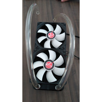 Radiador 240mm Para Watercooler +cooler Semi Novo