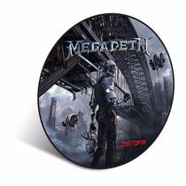 Lp Vinil Megadeth Dystopia (picture Disc) {import} Lacrado