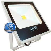 Refletor Led 30w Bivol Holofote A Prova D