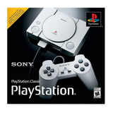 Console Playstation One Classic - Sony Lacrado - Novo