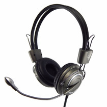 Headphone Super Bass Headset Gamer C/ Microfone Notebook Pc