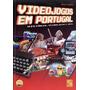 Video Jogos Em Portugal - História, Tecnologia E Arte