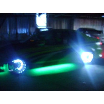 Kit Neon Para Rodas Automotivas