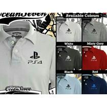 Camisas Pólos Playstation