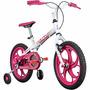 Bicicleta Infantil Feminina Caloi Ceci Bike Aro 16
