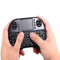 Mini Teclado S/ Fio Touch Para Android Tv Box Ou Google Tv
