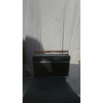 Rádio Antigo Philco Ford Transglobe Model Export 9 Faixas