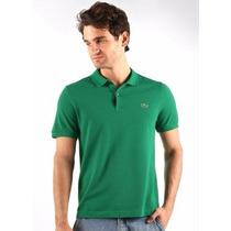 Camisa Camiseta Polo Lacoste Varias Cores Original + Frete
