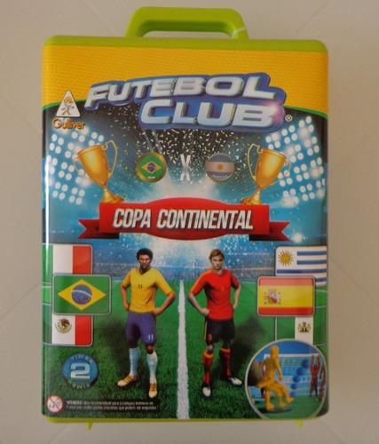 Copa Continental Gulliver Futebol Club Brasil X Argentina bf6ba92a5a76b