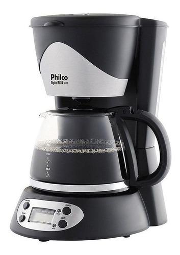 Cafeteira Philco  Ph14 Inox Preta/prata 110v