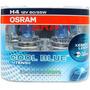 Lâmpadas Osram Cool Blue Intense H4 4200k Original Lacrada