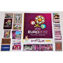 Euro 2012 - Album Completo Edição Internacional Figs Soltas