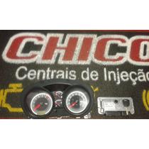 Kit Modulo Injeção Fiesta Iaw4cfr.pr + Painel