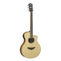 Ritmus : Yamaha Apx-500 : Violão Aço Elétrico C/ Afinador Nt