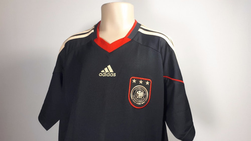Camisa adidas Away Alemanha Copa Do Mundo 2010 Nova Oficial 0603fe42404d3