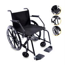 Cadeira De Rodas Confort Modelo Liberty Obeso Prolife