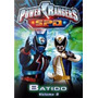Dvd Power Rangers - Spd - Batido - Vol. 5 (semi Novo)