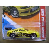 Rm539 - Hot Wheels Nissan Silvia S15 Lacrado Coleção Hw 2011