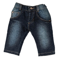 Calça Jeans Para Bebê Infantil Ted - Zig Mundi - 4babies