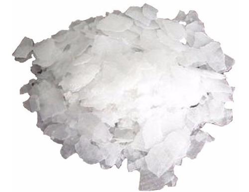 Hidróxido De Sódio 3 Kg Soda Cáustica Em Escamas 99% Pura
