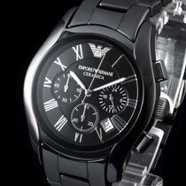 Relógio Empório Armani Ar1400 Cerâmica Original Sedex Grátis