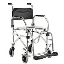 Cadeira De Banho Alumínio Dobrável- Baxmann Jaguaribe