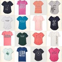 Camisas Feminina Hollister Aeropostale Abercrombie Originais
