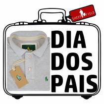 Dia Dos Pais, Presente Camisa Camiseta Polo Original S&f
