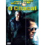 Dvd O Chacal Bruce Willis Richard Gere Original Rarissimo