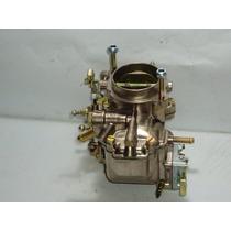 Carburador Para Fiat Uno 1.3 A Álcool Original Weber