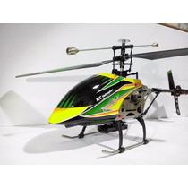 Helicoptero V912 4canais Controle Remoto Oferta