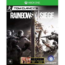 Jogo Tom Clancys Rainbow Six Ps4 Siege Sig Edition Pré Venda