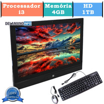 All In One Positivo 21.5 Fullhd I3 3º Ger Hd 1tb (10324)