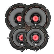 Kit Alto Falante Original Bomber Para Palio 2012 200w Rms