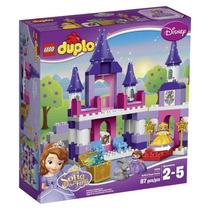 10595 Lego Duplo Castelo Real Da Princesa Sofia Primeira...