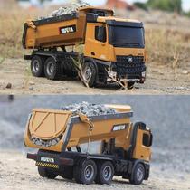 Truck Caminhão Huina 1573 Rc 10 Canais Realista Potente Novo