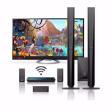 Home Theater Sony Bdv-e4100 Blu-ray Wi-fi 1000w 5.1 C/ Nf