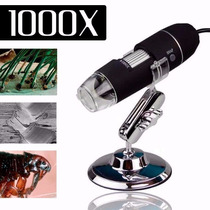 Microscópio Digital Usb Zoom 1000x Camera 2.0 Mp Profis